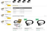 Уникальный дизайн сайта для вас. Интернет магазины и другие сайты 346 - kwork.ru