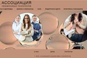 Качественная копия лендинга с установкой панели редактора 193 - kwork.ru