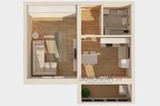 3Д план квартиры или дома 9 - kwork.ru