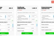 Скопирую страницу любой landing page с установкой панели управления 169 - kwork.ru