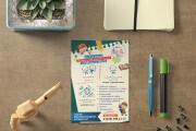 Дизайн листовки или флаера 22 - kwork.ru