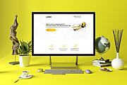 Создам уникальный дизайн страницы 92 - kwork.ru