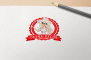Разработаю дизайн логотипа 256 - kwork.ru