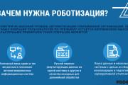 Стильный дизайн презентации 822 - kwork.ru