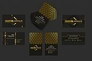 Двухсторонняя визитка + фирменный бланк 17 - kwork.ru