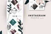 25000 шаблонов для Instagram, Вконтакте и Facebook + жирный Бонус 61 - kwork.ru