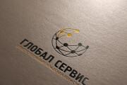 Создание логотипа 19 - kwork.ru