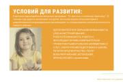 Стильный дизайн презентации 762 - kwork.ru