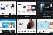 ПАК 1000 шаблонов и дополнений для WordPress 101 - kwork.ru