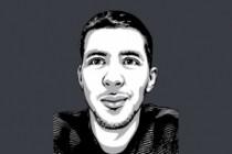 Качественный поп-арт портрет по вашей фотографии 96 - kwork.ru