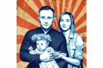 Качественный поп-арт портрет по вашей фотографии 94 - kwork.ru