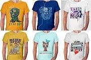 Дизайн футболки - оригинально, современно, остроумно 5 - kwork.ru