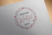 Сделаю логотип в круглой форме 212 - kwork.ru