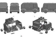3D модели. Визуализация. Анимация 245 - kwork.ru