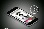 Анимация мобильного приложения для iOS - Android 6 - kwork.ru