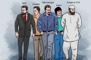 Нарисую для Вас иллюстрации в жанре карикатуры 469 - kwork.ru