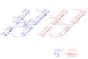 Оцифровка чертежей, планов в DWG, любые чертежи планы,детали 23 - kwork.ru