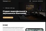 Сайт под ключ. Landing Page. Backend 444 - kwork.ru