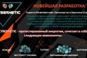 Разработка фирменного стиля 100 - kwork.ru
