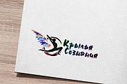 Лого по эскизу 85 - kwork.ru