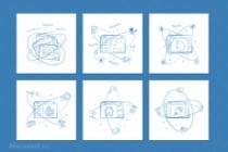Создам иконки 17 - kwork.ru