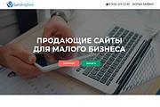 Создание одностраничника на Wordpress 212 - kwork.ru