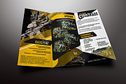 Разработка дизайна буклетов 17 - kwork.ru