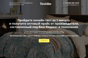 Копия сайта, landing page + админка и настройка форм на почту 162 - kwork.ru