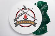 Сделаю логотип в круглой форме 150 - kwork.ru