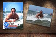 Цифровой портрет 33 - kwork.ru