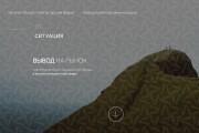 Дизайн продающего лендинга для компании 45 - kwork.ru