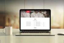 Создам уникальный дизайн страницы 131 - kwork.ru