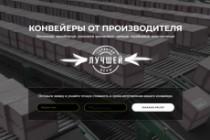 Продающий сайт - Лендинг под ключ, для любых целей 184 - kwork.ru
