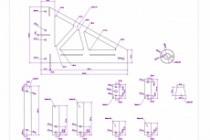 Отрисовка в AutoCAD и Corel Draw 17 - kwork.ru