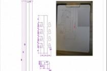 Отрисовка в AutoCAD и Corel Draw 15 - kwork.ru