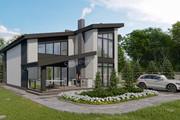Фотореалистичная 3D визуализация экстерьера Вашего дома 225 - kwork.ru