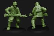 Создам 3D модель для печати или чпу 55 - kwork.ru