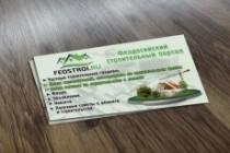 Разработаю дизайн визитки 30 - kwork.ru