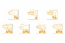 Иконки в уникальном стиле, для сайта и приложения Вашего Бренда 18 - kwork.ru