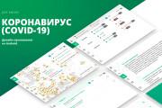 Качественный мобильный дизайн приложения 12 - kwork.ru