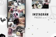 25000 шаблонов для Instagram, Вконтакте и Facebook + жирный Бонус 48 - kwork.ru