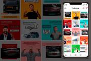 Оформление инстаграм. Дизайн 15 шаблонов постов и 3 сторис 20 - kwork.ru
