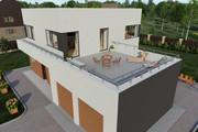 Фотореалистичная 3D визуализация экстерьера Вашего дома 346 - kwork.ru