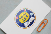 Сделаю логотип в круглой форме 153 - kwork.ru