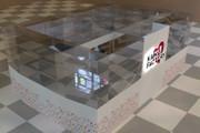 3D модель и визуализацию торгового места 62 - kwork.ru