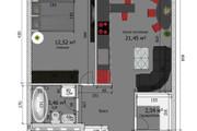 Интересные планировки квартир 158 - kwork.ru