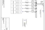 Выполню однолинейную схему электроснабжения 125 - kwork.ru