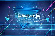 Шапка для канала YouTube 143 - kwork.ru