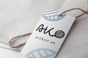 Логотип с нуля, 3 варианта + визитки в подарок 68 - kwork.ru