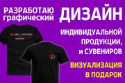 Разработка дизайна для печати на индивидуальной продукции или сувенире 11 - kwork.ru